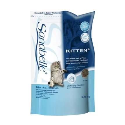 Сухой корм для котят Bosch Sanabelle Kitten, домашняя птица, 2кг