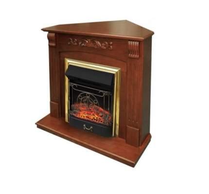 Деревянный портал для камина Royal Flame Sorrento угл. под классический очаг (Орех)