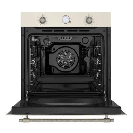 Встраиваемый электрический духовой шкаф Maunfeld EOEFG.769RIB.RT