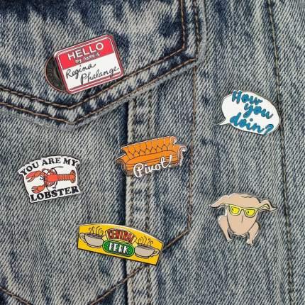Значки Friends Enamel Pin Badges (CDU 18) PP5769FR