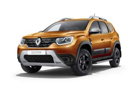 "Пороги ""Bmw-Style овал"" Rival Nissan Terrano 14-/Renault Arkana 19-/Duster 10-/Kaptur 20-"