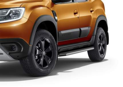 "Пороги ""Premium"" Rival Nissan Terrano 14-/Renault Arkana 19-/Duster 10-/Kaptur 20-"