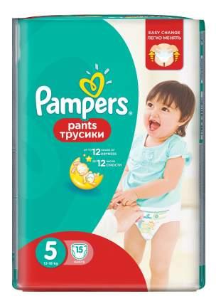 Подгузники-трусики Pampers Pants 5 (12-18 кг), 15 шт.