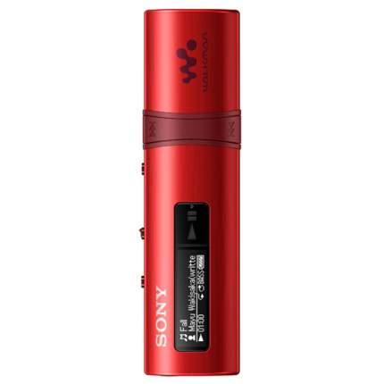 Портативный медиаплеер Sony NWZ-B183F Red