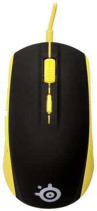 Игровая мышь SteelSeries Rival 100 Proton Yellow/Black (62340)