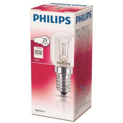Лампа Philips App 25W E14 T25 CL OV 1CT