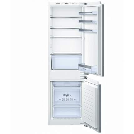 Встраиваемый холодильник Bosch KIN86VF20R White