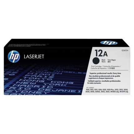 Картридж для лазерного принтера HP 12A (Q2612A)