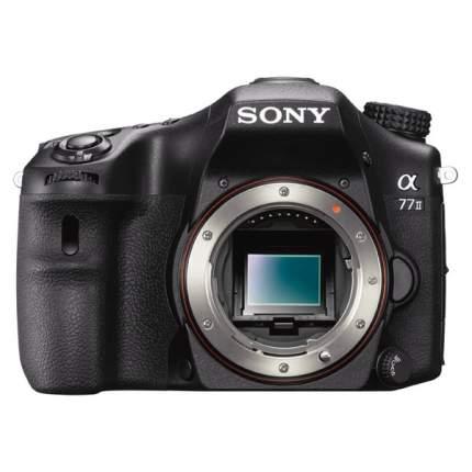 Фотоаппарат цифровой зеркальный Sony Alpha ILCA-A77 II Body Black (ILCA-77M2) Black