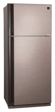 Холодильник Sharp SJ-XP59PGSL Brown