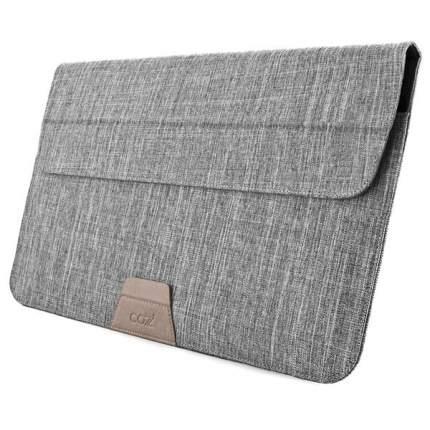 "Чехол для ноутбука 13"" Cozistyle Stand Sleeve Compatibility Gray"