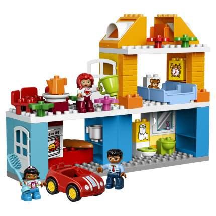 Конструктор LEGO Duplo Town Семейный дом (10835)