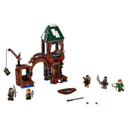 Конструктор LEGO Lord of the Rings and Hobbit Нападение на Озёрный город (79016)