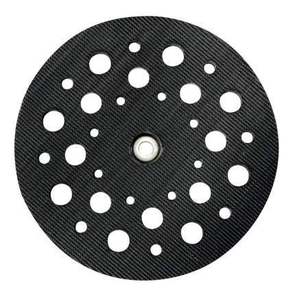 Опорная тарелка для эксцентриковых шлифмашин metabo 624739000