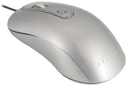 Проводная мышка OKLICK 675MW Silver