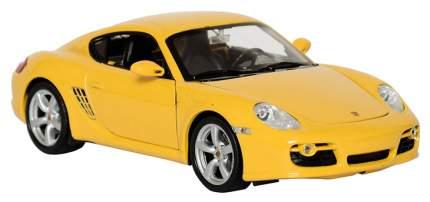 Коллекционная модель Welly Porsche Cayman S 22488 1:24