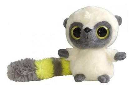 Мягкая игрушка Aurora Юху и его друзья 65-603 Белка Чиву лежачая, 23 см