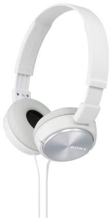 Наушники Sony MDR-ZX310 White