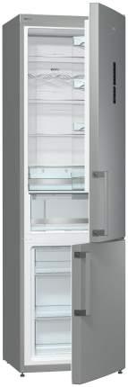 Холодильник Gorenje NRK6201MX Silver/Grey