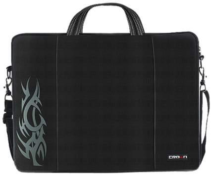 "Сумка для ноутбука 15.6"" Crown CMB-437 Black"