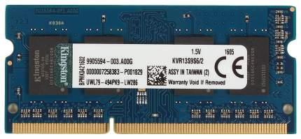 Оперативная память Kingston ValueRAM KVR13S9S6/2