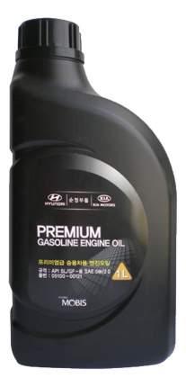 Моторное масло Hyundai Premium Gasoline 5W-20 1л
