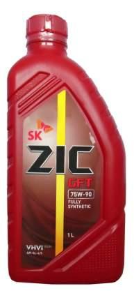 Трансмиссионное масло ZIC 75w90 1л 132629