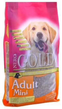 Сухой корм для собак NERO GOLD Adult Mini, для мелких пород, курица, 18кг