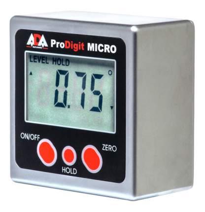 Уровень/угломер цифровой ADA Pro-Digit MICRO