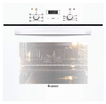 Встраиваемый электрический духовой шкаф GEFEST ДА 622-02 Б White