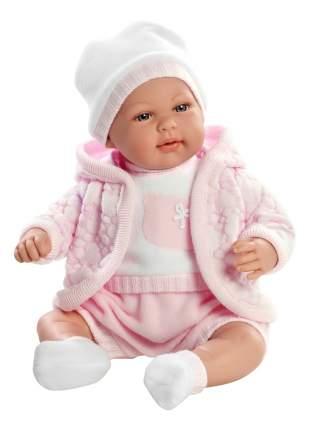 Кукла Arias Elegance в теплой розовой курточке, 45 см