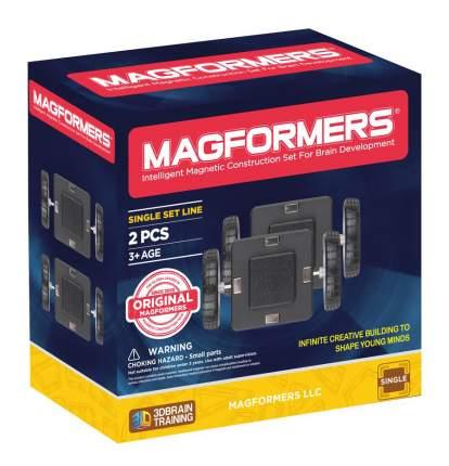 Конструктор магнитный Magformers Click Wheels 2 детали