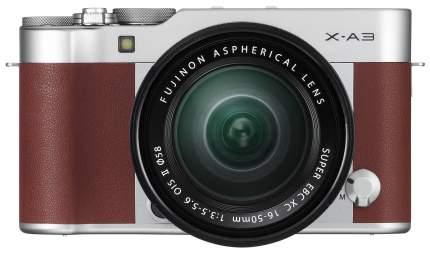 Фотоаппарат системный Fujifilm FXA3BW/1650IIKITRUI Silver