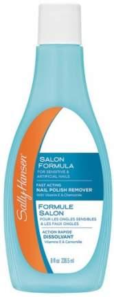 Жидкость для снятия лака SALLY HANSEN , для искусственных и чувствительных ногтей