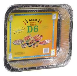Набор форм для запекания прямоугольные , 2 шт., 32х26х5 см