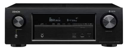 Цифровой ресивер Denon AVR-X1400H BKE2