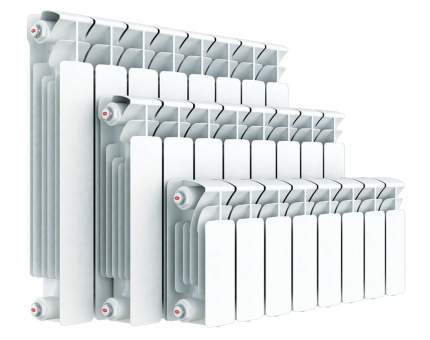 Радиатор биметаллический RIFAR Base 570x480 R50006НПП