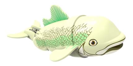 """Интерактивная игрушка для купания Lil' Fishys """"Бубба"""", 12 см"""