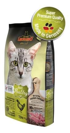 Сухой корм для кошек Leonardo Adult Poultry GF, беззерновой, курица, 7,5кг