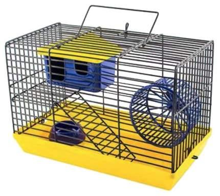 Клетка для мышей, хомяков Дарэлл 25х27х16см