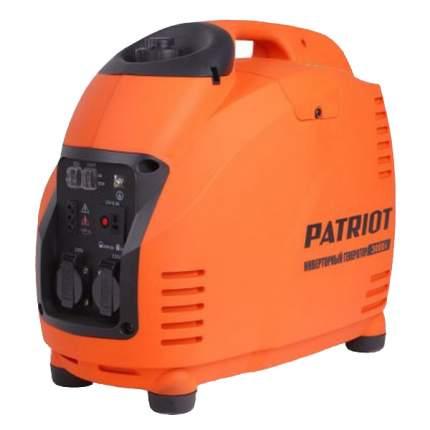 Бензиновый генератор PATRIOT 3000i 474101045