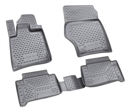 Комплект ковриков в салон автомобиля Autofamily для Audi (NLC.04.16.210k)
