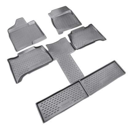 Комплект ковриков в салон автомобиля Autofamily для Chevrolet (NLC.08.11.210k)