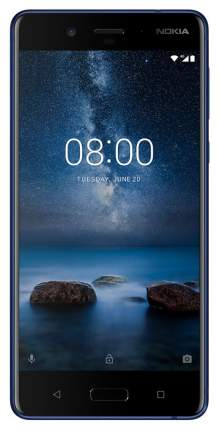 Смартфон Nokia 8 DS TA-1004 64Gb