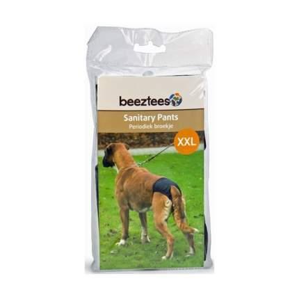 Трусы для собак Beeztees размер XXL, шт черный