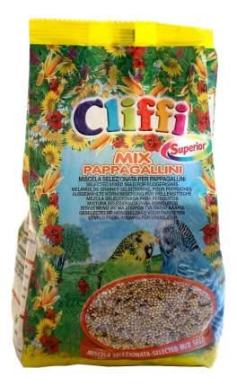 Основной корм Cliffi для волнистых попугаев 1000 г, 1 шт