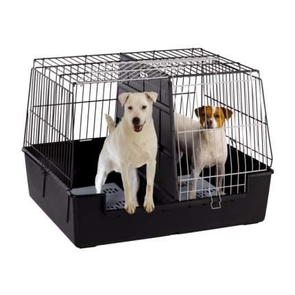 Автобокс для собак Ferplast Atlas Vision Extra Large 80x100x71см черный