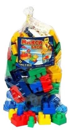 Конструктор пластиковый Кассон Макси Блок 120 деталей