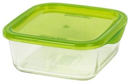 Контейнер стеклянный keep'n'box квадратный 1220 мл (аналог G3252)