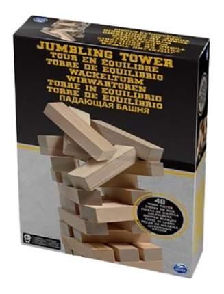 Настольная игра Spin master Дженга. Падающая башня